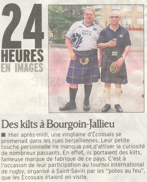 A propos du tournoi mai 2006