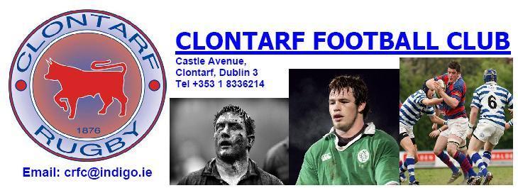 le CLONTARF RFC